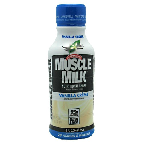 Muscle Milk Shake (CytoSport)