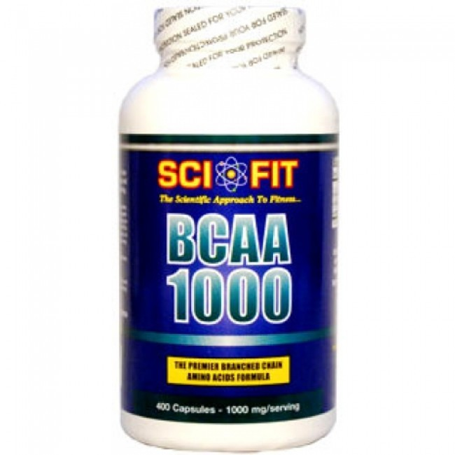 BCAA 1000 (Sci Fit)