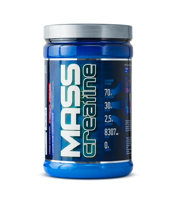 Mass + Creatine NEW - Гейнер, арт: 2825
