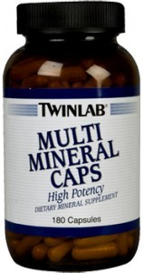 Twinlab Multiminerals
