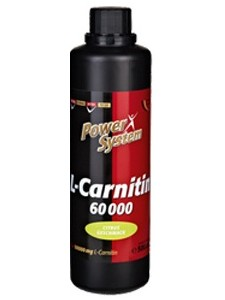 L-carnitine 60 000 mg (Power System)