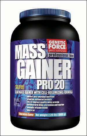 Genetic Force Mass Gainer PRO