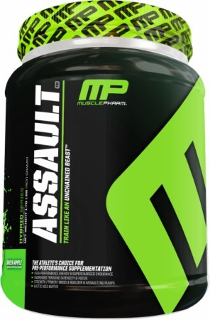 Assault XT (Muscle Pharm)
