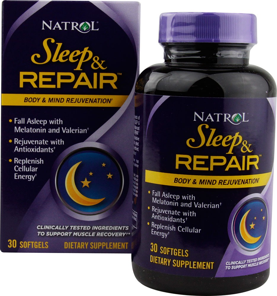 Sleep & Repair