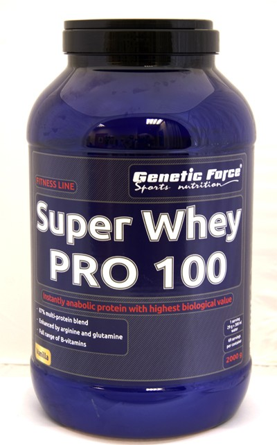 Super Whey PRO 100 (Genetic Force)
