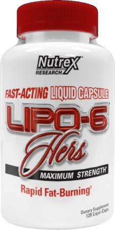 Lipo-6 Hers NEW (Nutrex)