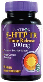 5-HTP 100 mg Time Release (Natrol)