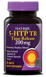 5-HTP 200 mg Time Release (Natrol)