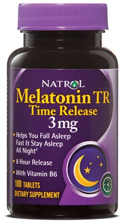 Melatonin 3mg Time Release