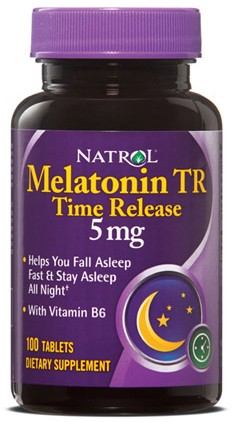 Melatonin 5mg Time Release