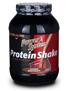 Protein Shake (Power System)