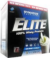 Elite Whey NEW (Dymatize Nutrition)