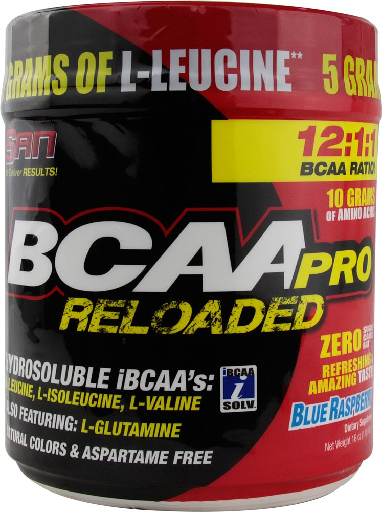 S.A.N. BCAA-Pro Reloaded