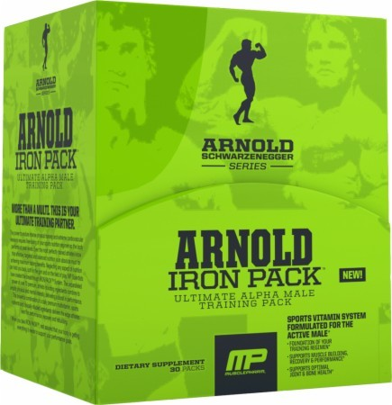 Arnold Series Iron Pack