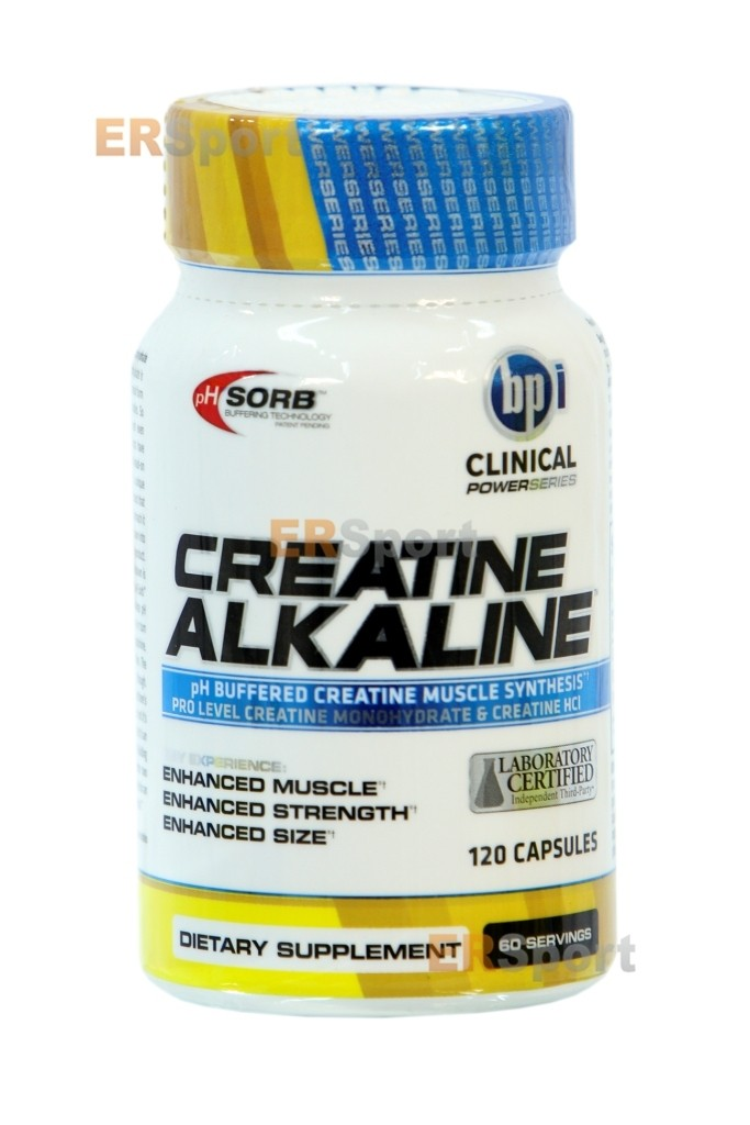 Creatine Alkaline (Bpi Sports)