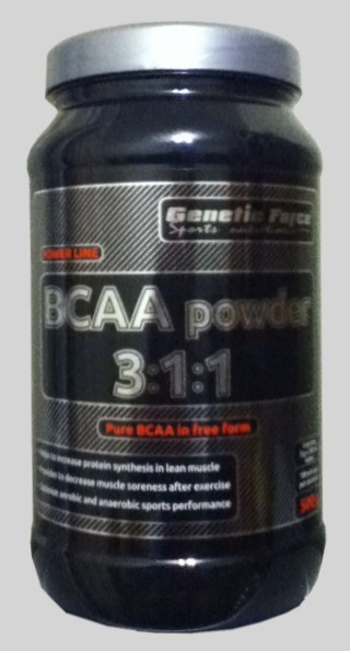 BCAA Powder 3:1:1 (Genetic Force)
