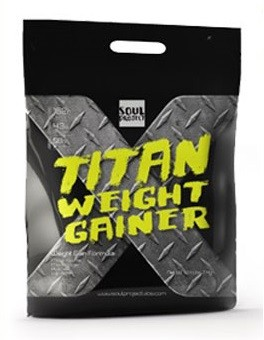 Soul Project Titan Weigh Gainer