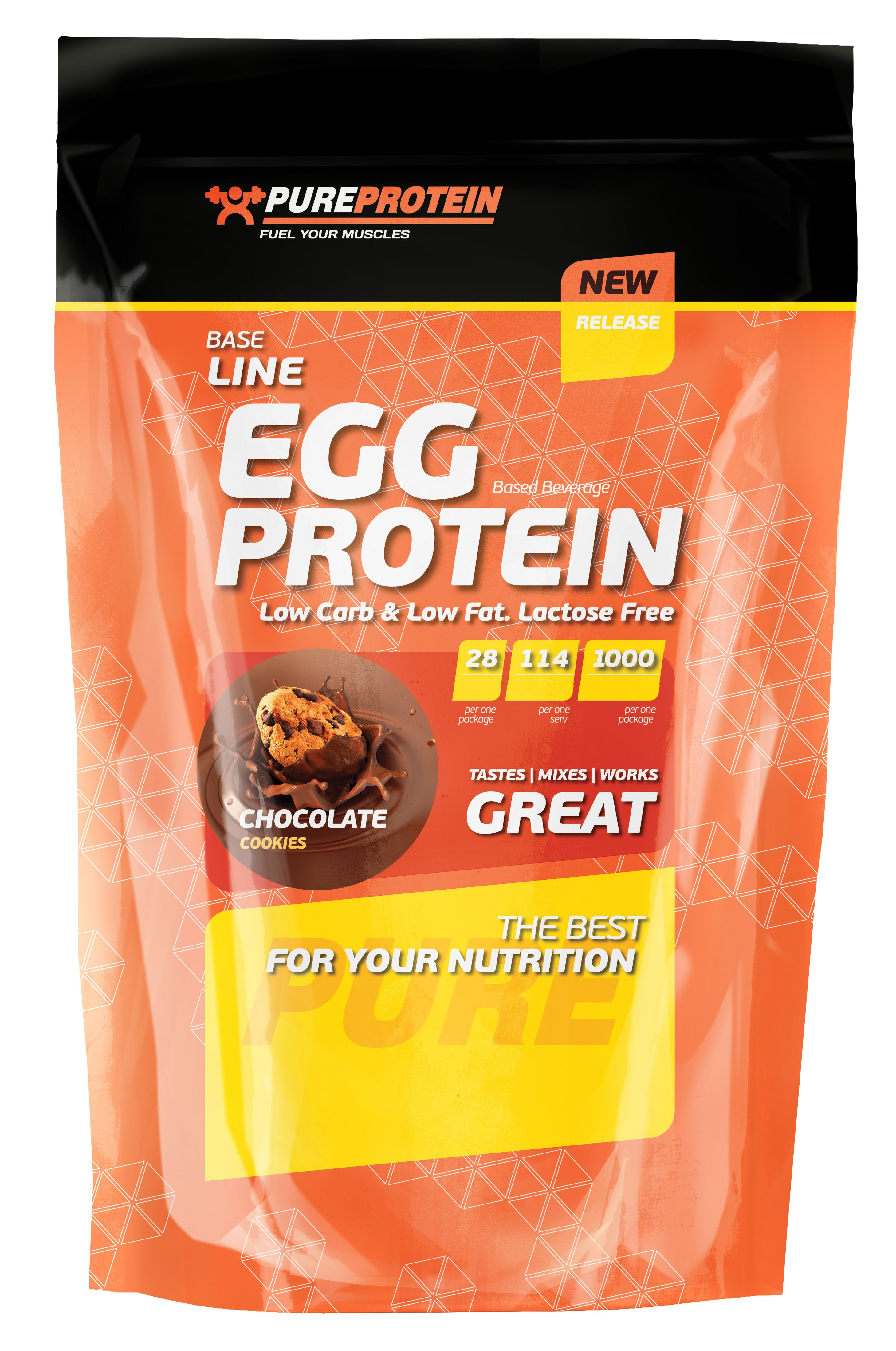 Egg Protein (Pure Protein)