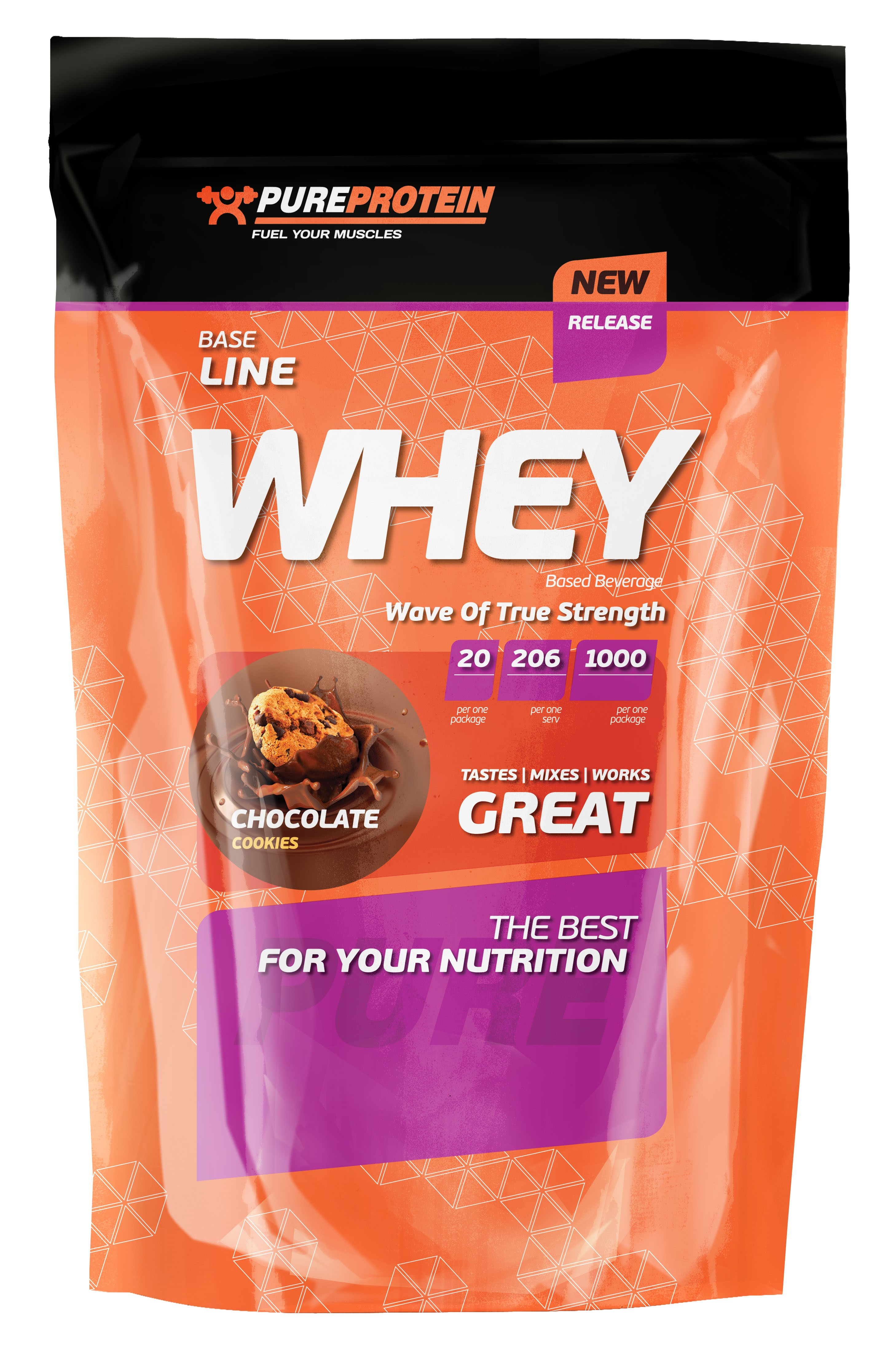 Whey Protein (Pure Protein)