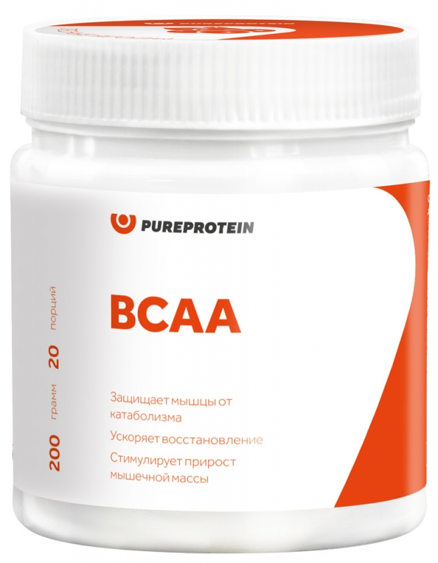 Pure Protein BCAA
