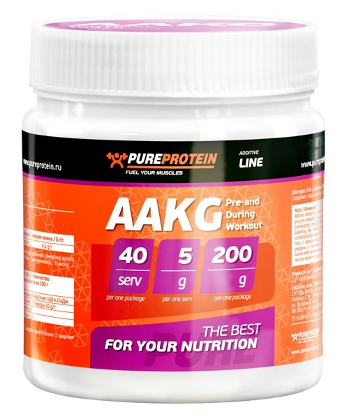 Pure Protein AAKG