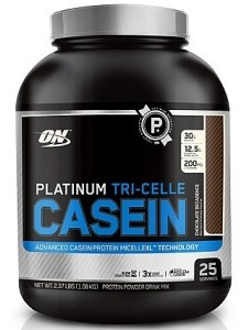 Platinum Tri-Celle Casein (Optimum Nutrition)