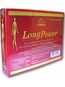 Lady Fitness Long Power