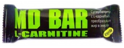 MD Bar Protein Bar L-Carnitin