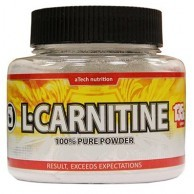 L-Carnitine Powder (aTech Nutrition)
