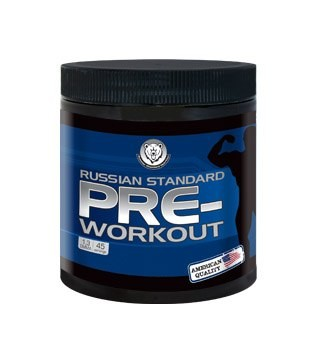 Russian Performance Standard Pre-Workout