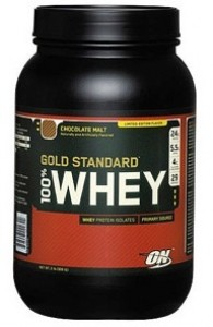 100% Whey Gold Standard