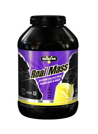 Real Mass (Maxler)