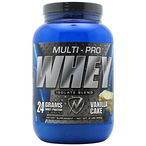 Multi Pro Whey Isolate (New Whey)