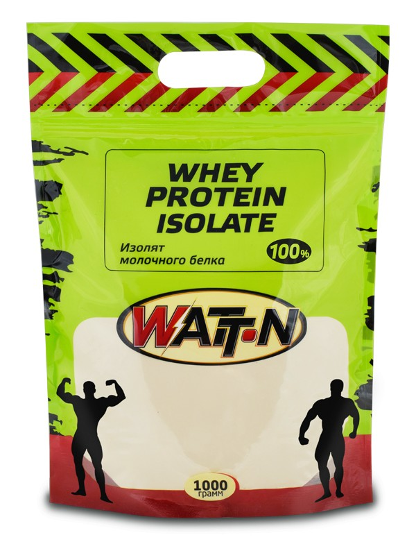 Watt-N 100% Whey Protein Isolate
