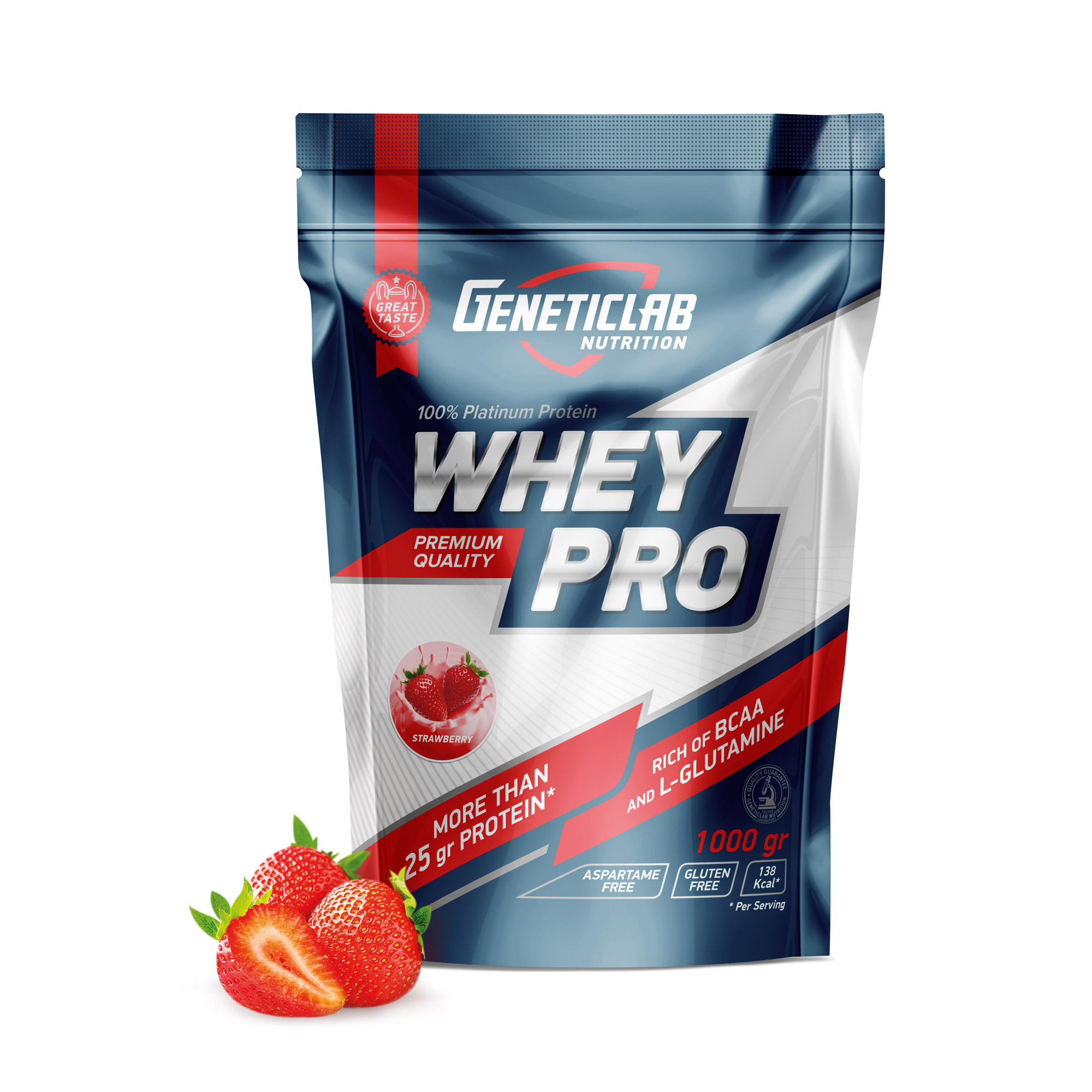 Whey Pro (Genetic Lab)