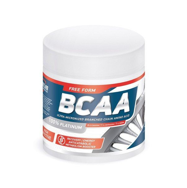 Genetic Lab BCAA Powder