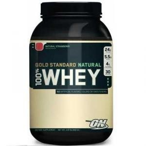 100% Whey Protein Natural (Optimum Nutrition)