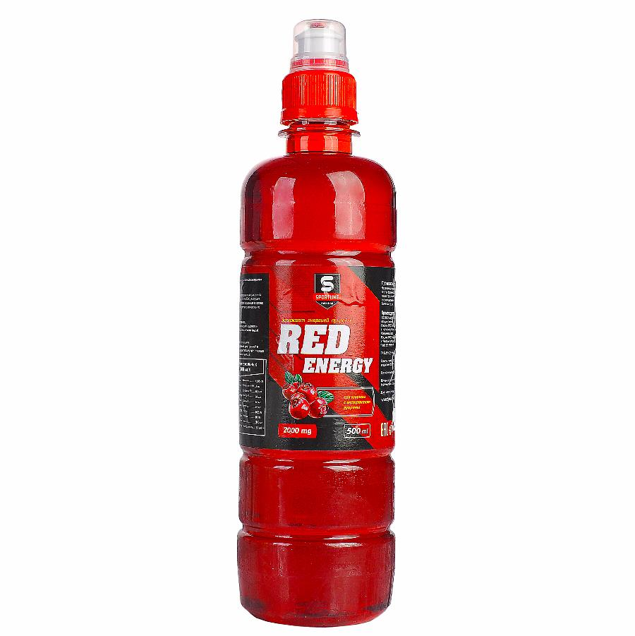 SportLine Red Energy
