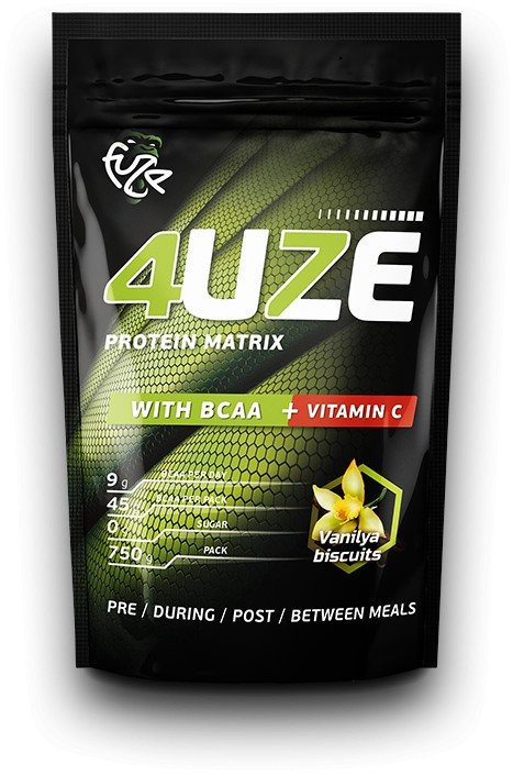 Pure Protein Fuze Protein + BCAA