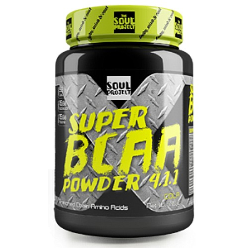 Super BCAA Powder 4:1:1 (Soul Project)
