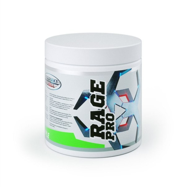Rage Pro (Genetic Lab)