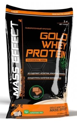 Gold Whey Protein (Mass Effect)