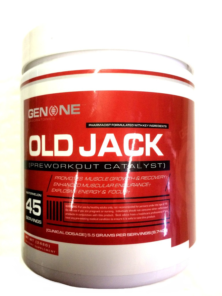 Genone Laboratories Old Jack