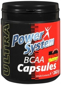 Power System BCAA Capsules