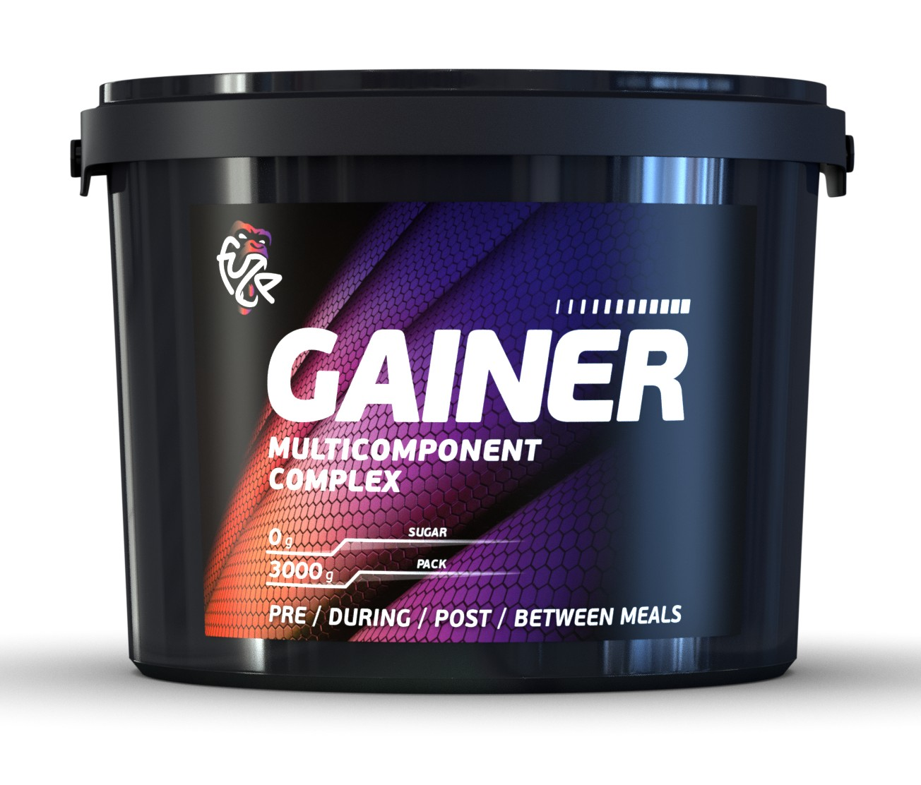 Pure Protein Gainer Fuze
