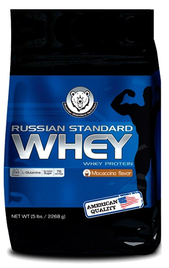 Whey Protein (Russian Performance Standard)