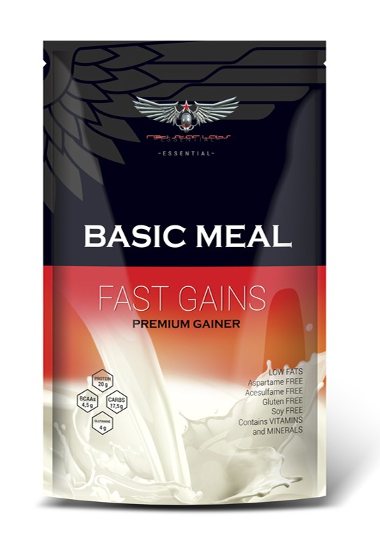 Basic Meal (Russian Performance Standard)