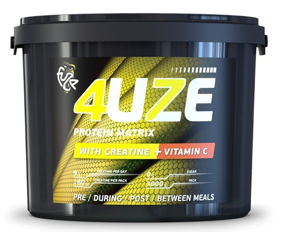 Fuze Protein + Creatine (Pure Protein)