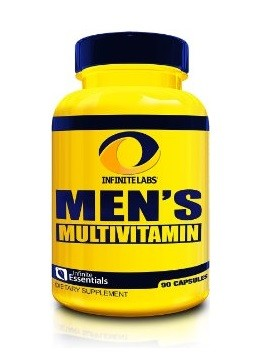 Infinite Labs Mens Multivitamin