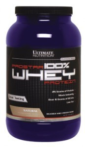 100% Prostar Whey Protein (Ultimate Nutrition)